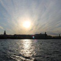 город на воде :: анастасия артемьева