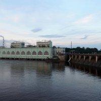 Волховская ГЭС :: Елена Якушина