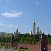 Московский Кремль :: Anastasia Kuznetsova