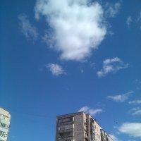Облако над жилым кварталом :: Tarka