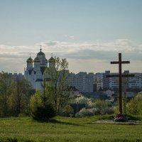 Вид на храм :: Alena Cyargeenka