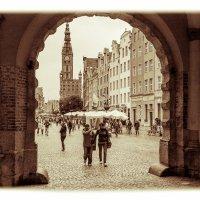 Старый город Gdańsk :: Игорь Вишняков