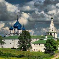Суздальский Кремль :: Ирина Falcone