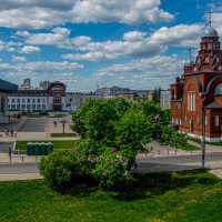 Весенний Владимир :: Эдуард Лукьянов