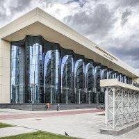 Новосибирский государственный концертный зал. :: Сергей Смоляков