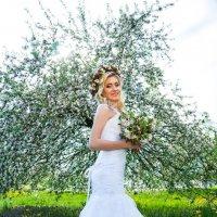Невеста Май :: Дарья Дойлидова