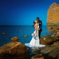 свадьба на море :: Алексей Чернышев