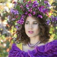 В цветущих садах... :: Таша Абанина