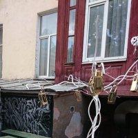 """Светильник для уставших посетителей кафе """"ДУМА"""" :: Galina194701"""