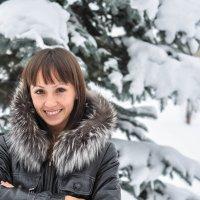Прогулка в зимний день :: Сергей Тагиров