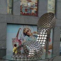 Рекламная сказка о Золушке и ее туфельке... :: Алекс Аро Аро