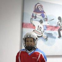 Хоккеист :: Дмитрий Комаристый
