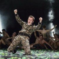 """""""Макбет"""" на сцене МХТ :: Светлана Яковлева"""