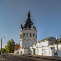 У монастыря на закате :: Valeriy Piterskiy