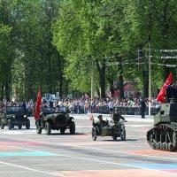 Парад 9 мая :: Николай Холопов