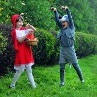 Красная Шапочка :: Kirchos Foto