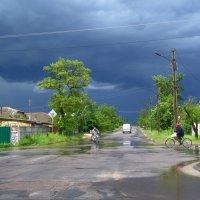 Перед очередным дождём... :: Сергей Петров