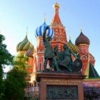 .. Москва на рассвете .. :: Арина Невская