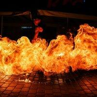 Огонь :: Наталья Фролова