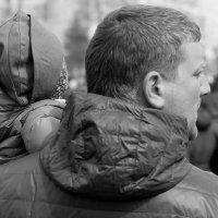 Отец и сын :: Дмитрий Арсеньев