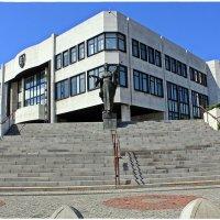Братислава - Здание Парламента Словацкой республики... 1/2 :: Dana Spissiak