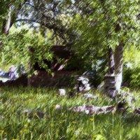 Сад камней :: Георгий Морозов