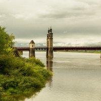 Вид на Мост Королевы Луизы :: Игорь Вишняков