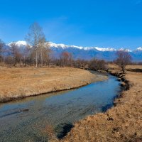 Приток реки Ехэ-Ухгунь :: Анатолий Иргл