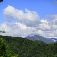В горах после дождей :: valeriy khlopunov