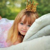 Принцесса на горошине :: Дмитрий Чурсин