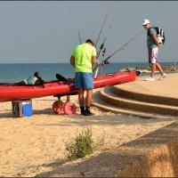 На рыбалку. :: Leonid Korenfeld