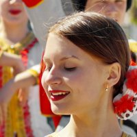 Девочка и танец! :: A. SMIRNOV
