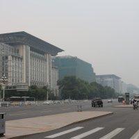 Пекин, главная улица 2 :: Сергей Смоляр