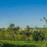 Панорама старого Каменска :: Дмитрий Костоусов
