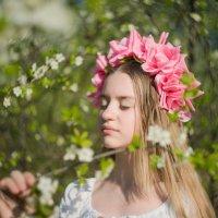 Девушка Весна :: Анастасия Махова
