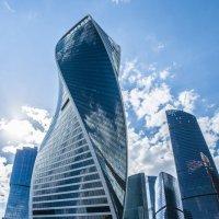 Москва - Сити All :: Александр Аполонов