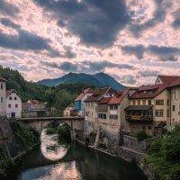 Шкофья-Лока, Словения :: Тиша