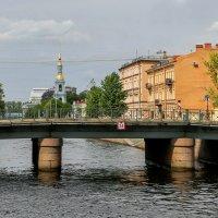По мосту. :: dragonflight78.klimov