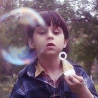 Большой пузырь :: Дмитрий Барабанщиков