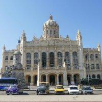 Музей революции (бывший президентский дворец), Гавана, Куба :: Юрий Поляков