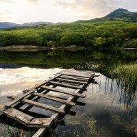 горное озеро :: Евгений Иванов
