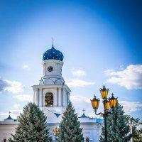 Покровский храм, Святогорск :: Виталий Волков