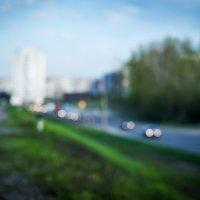 Люблю городской вид... :: Артем