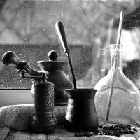 Моя подруга любит кофе :: Ольга Мальцева