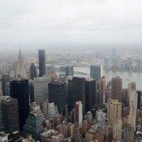 сша 2013 Нью Йорк с высоты :: Алексей Короткевич