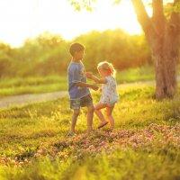 Дайте детству созреть в детях :: Ольга Халанская