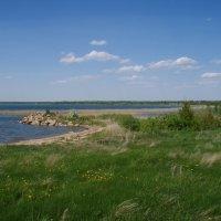 Озеро Большие Аллаки. Челябинская область :: Сергей Комков