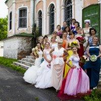 Парад невест :: Александр Маликов