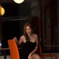 Случайный портрет случайной девушки в случайном месте ) :: Дмитрий Николаев