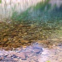 Горное озеро :: Игорь Попов